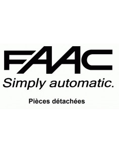 Flasque laterale FAAC 746 et 844 chaine